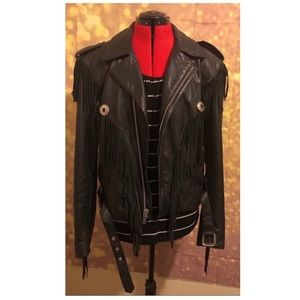Open Road for Wilson Leather Jacket